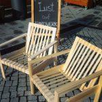 Workshop: Stuhl bauen