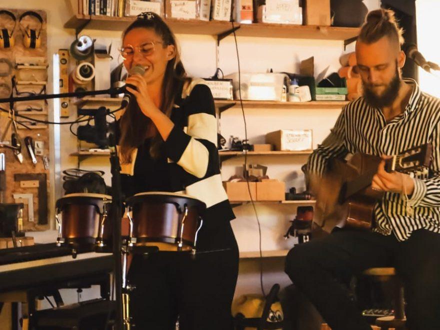 Beitrag Konzert Jan & Jannike