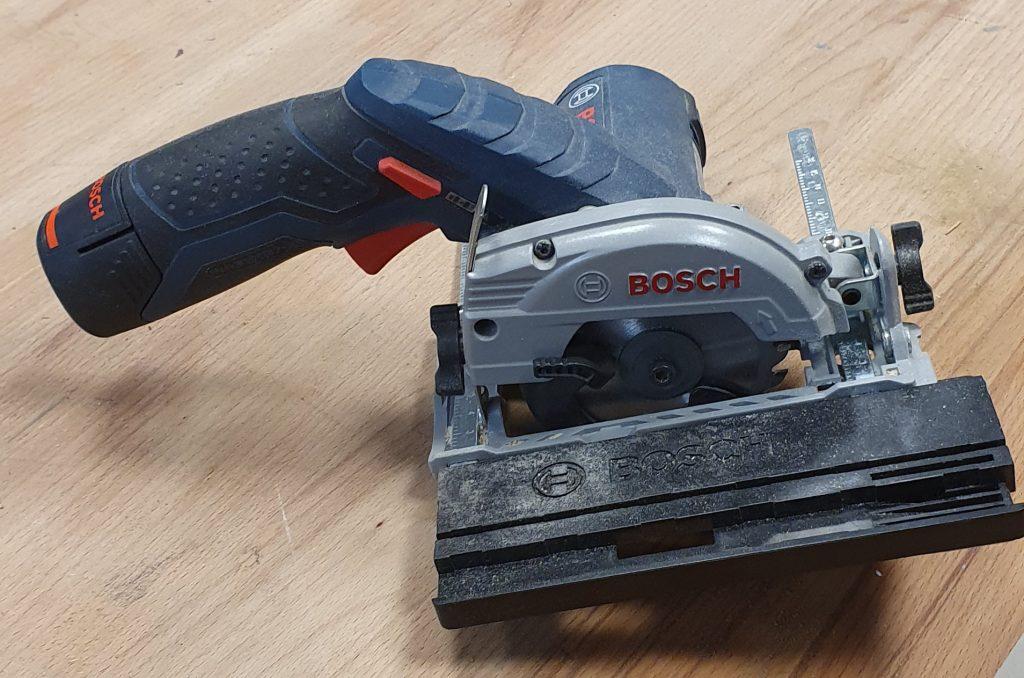 Werkzeug Seite